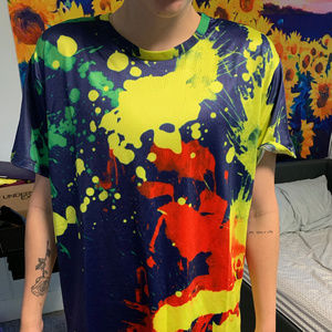 Other - Pain Splat Shirt XL